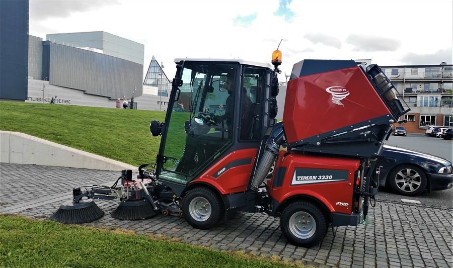 Timan 3330 4WD