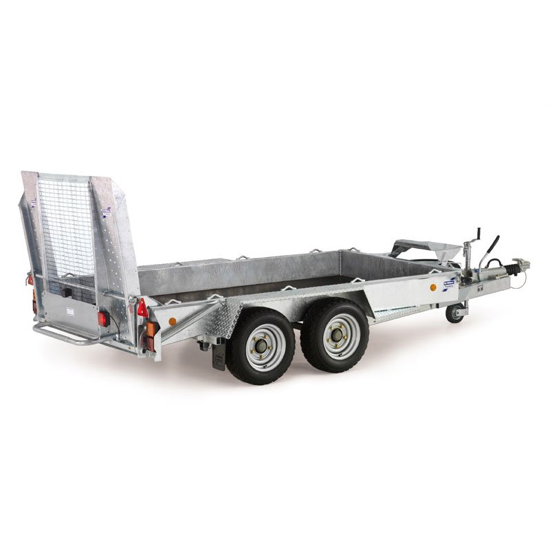 Ifor Williams GH1054BT Maskintrailer