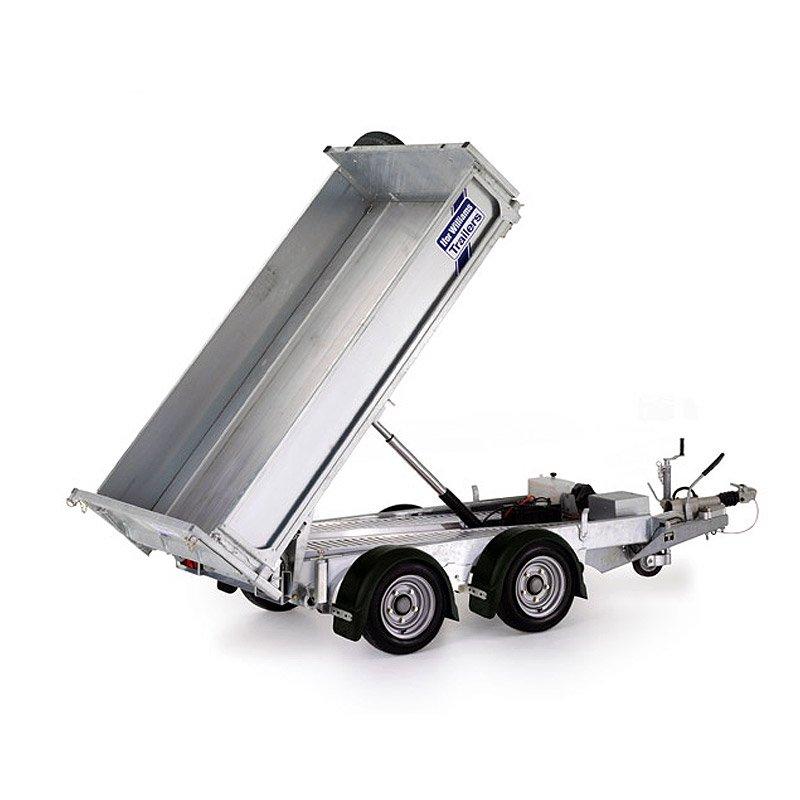 Ifor Williams TT3621 Tiptrailer