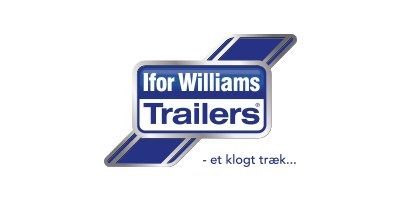 Ifor Williams GP 146 Maskintrailer // SOLGT!
